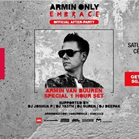 Armin Only - Embrace Official After-Party