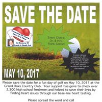 Protecting One Young Heart at a Time Golf Outing