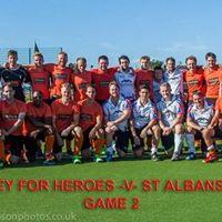 Hockey 4 Heroes - Day 8 OpStretcher St. Albans
