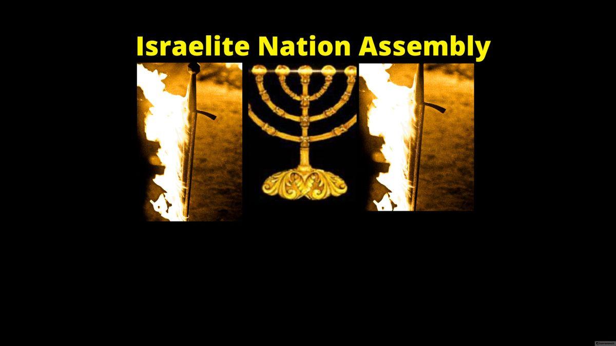Israelite Nation Assembly Passover 2019