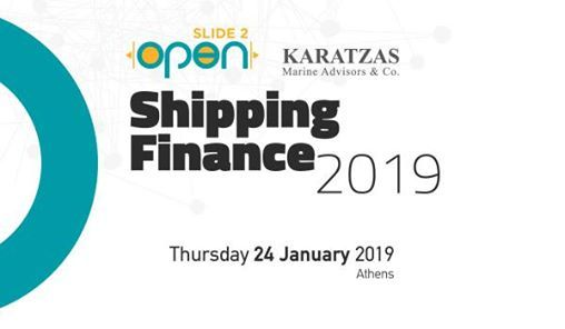 Shipping Finance Conference 2019