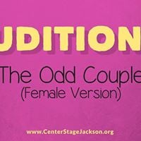 Auditions The Odd Couple - Female Version