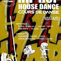 Cours Hip Hop House Dance  HDAT