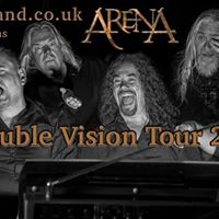 Arena Double Vision tour 2018 comes to Augsburg May 7th.