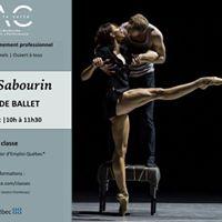 Maude Sabourin - Classes de Ballet - DAC