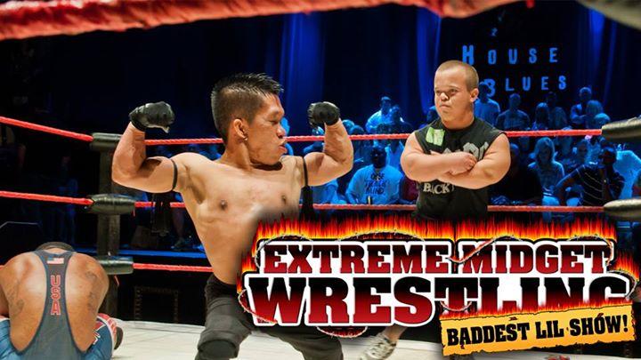 Midget wrestling in peoria