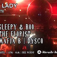 Green Lady - Sleepy &amp Boo  The Florist  Mafia B  Dysco