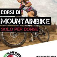 W-Bike - MTB per donne