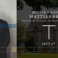 Master THIEF - Mattias Skoog