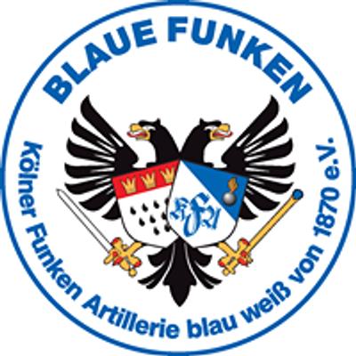 Kölner Funken Artillerie blau weiß von 1870 e.V.