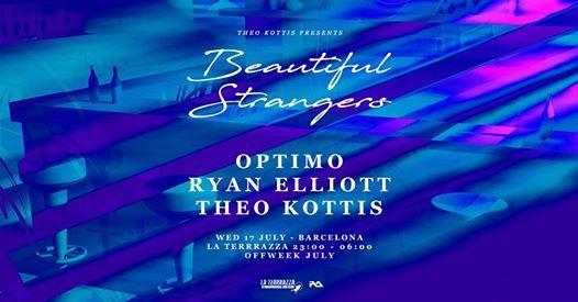 Theo Kottis Presents Beautiful Strangers Barcelona At