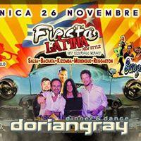 Fiesta Latina New Style By Dorian Gray
