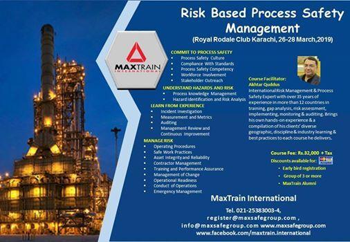 Risk Based Process Safety Management