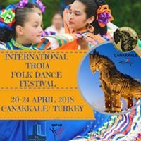 Troia Children Folk Dance Festival