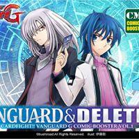 CardFight Vanguard Two Box Deletor Tournament