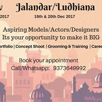 Meet and Click - Opportunity for Aspiring ModelsActorDesigners