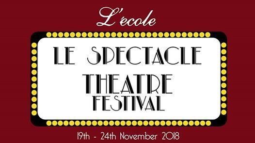Le Spectacle Theatre Festival