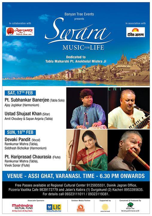 Swara - Music for Life in Varanasi