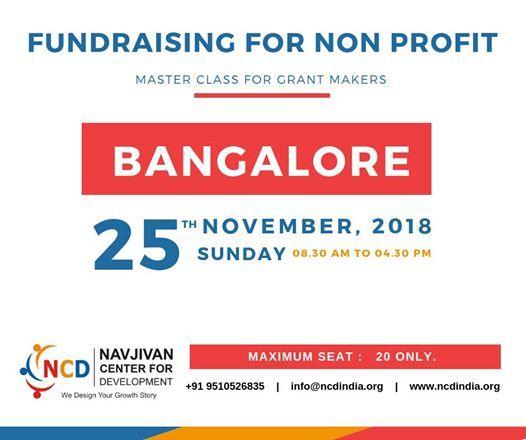Fund Raising For Non Profit