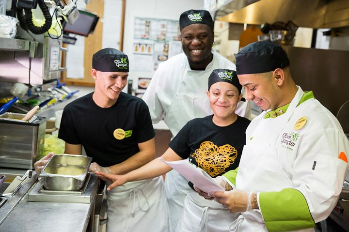 hiring for the new olive garden in morristown coming soon - Olive Garden Hiring