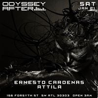 Ernesto Cardenas  Attila at Odyssey After
