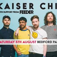 Kaiser Chiefs Supported by Feeder