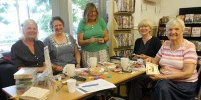 Adult Craft Group (Thornton Library)