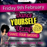 Dance Yourself Dizzy Disco Night