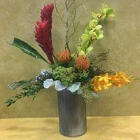 Flower Night-WeddingBridal Shower Centerpiece