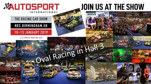 Autosport International Show Oval Racing 2019 At Necbirminghamthe