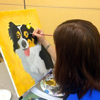 Paint Your Pet  Benefiting the WI Humane Society