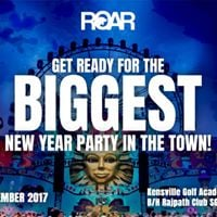 ROAR 2017 - The Biggest New Year Party In Ahmedabad - DJ Zenith
