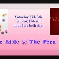 Peru Mall Vendor &amp Craft Event