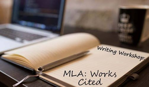 writing workshop mla works cited at victor valley college