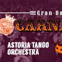 Baile de Carnaval - Astoria Tango Orchestra and Tambores Charrua