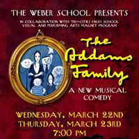 The Addams Family- A New Musical Comedy