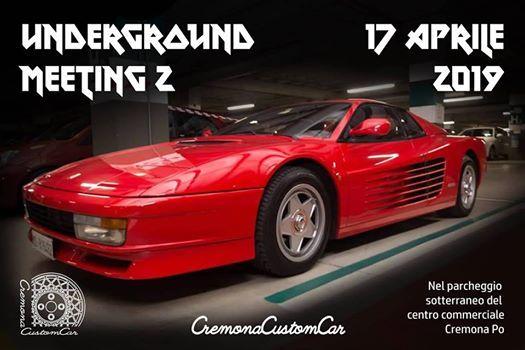 Underground Meeting 1 - Cremona Custom Car
