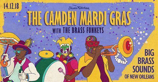 The Camden Mardi Gras Brass Funkeys