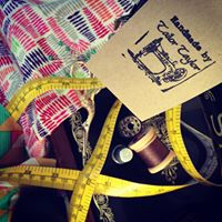Dunga Dress Workshop- From the book Girl With A Sewing Machine