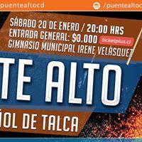 LNB Puente Alto vs Espaol de Talca