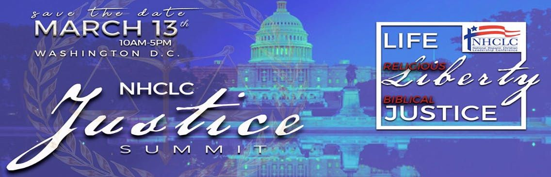 NHCLC JUSTICE SUMMIT & HILC PRAYER BREAKFAST 2019