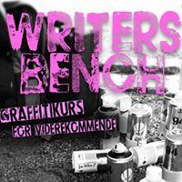 Writers Bench - Graffitikurs for viderekommende