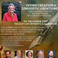 Divine Creation &amp Linguistic Creations