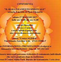Forl - Riallineamento Spirituale della Colonna Vertebrale