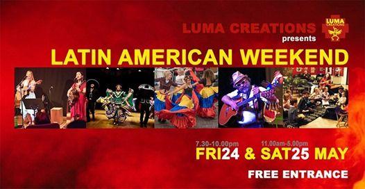 Latin American Weekend