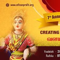 STFs 7th Annual Fundraising Event-Creating A Compelling Future