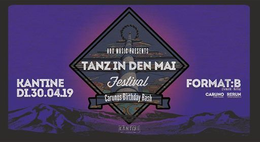 Tanz in den Mai feat. Formatb (formatik Berlin)