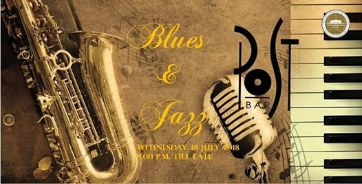 Blues and Jazz at Post Bar