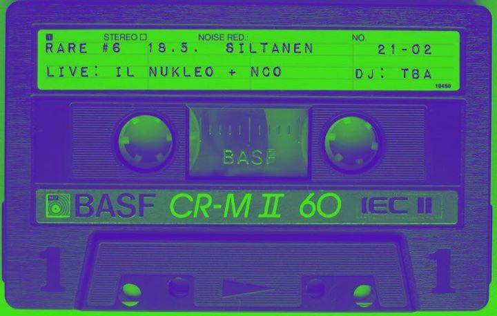RARE 6 Il Nukleo  NCO 18.5. - Siltanen
