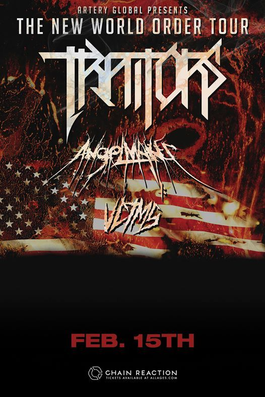Traitors with AngelMaker VCTMS Decidia Desadera Shadower